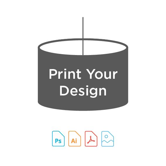 Digital Print for 30cm Retro Empire Lampshade Making Kit