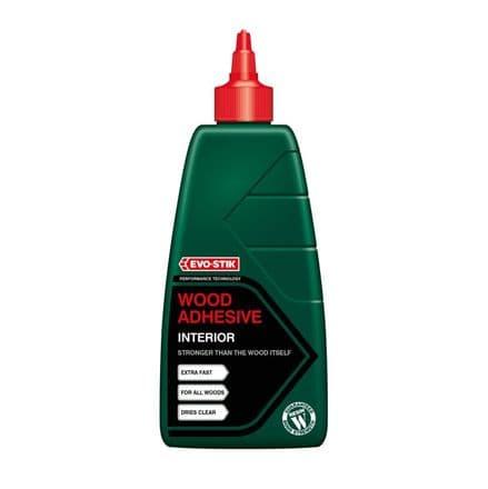 Evo-Stik Wood Adhesive Resin W Interior 500ml 30615818