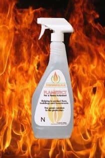 Fire Proofing Spray  750mm Trigger Spray