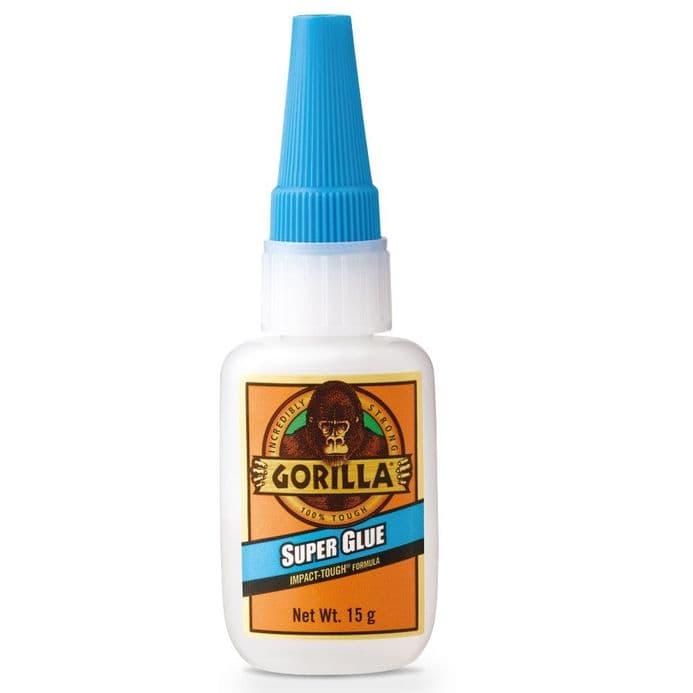 Gorilla Glue Super Glue 15gm