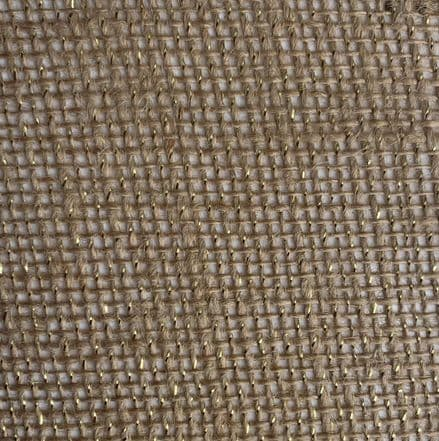 Hessian 928 Natural (Gold Thread) 145cm