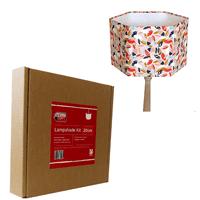 Hexagon Lampshade Making Kits