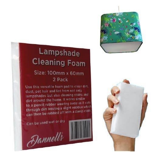 Lampshade Cleaning Foam (2 Per Pack)