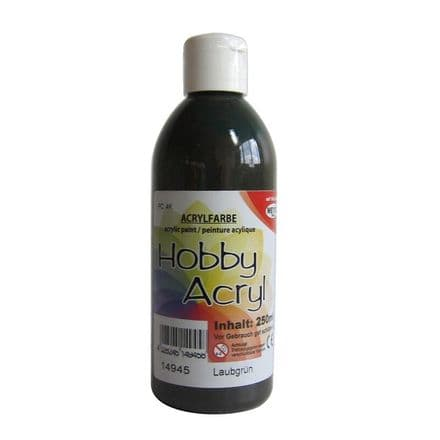 Leaf Green Acrylic Paint - 100ml (Item No: 14915)