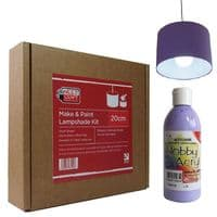 Make & Paint Lampshade Kits