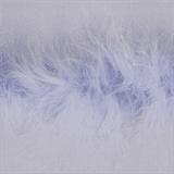 Marabou (Fur) Luxury Trim - 4mm - Lavender  x 10mtrs