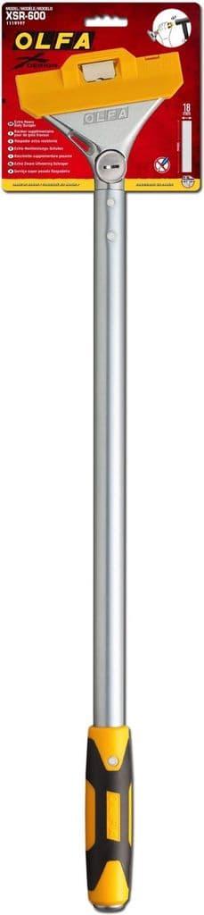 Olfa X-DESIGN Heavy Duty Professional Scraper 600mm Product Code: OLF/XSR600
