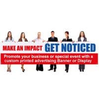 Printed Advertising Banners