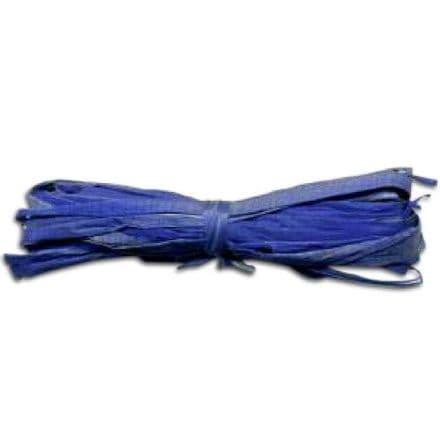 Rafia Yarn Material  40grams   Blue (22307)