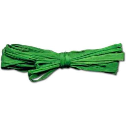 Rafia Yarn Material  40grams   Green (22301)