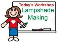 Ribbon Lampshade Workshop Packs