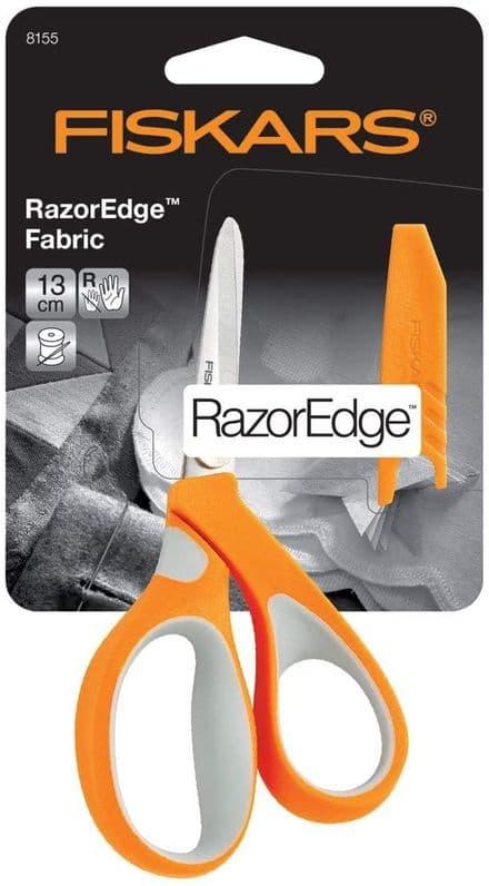 Scissors: Dressmaking Shears: RazorEdge: Softgrip: 13cm/5.12in