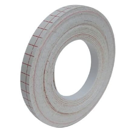 Self Adhesive PVC Strip   25mtr roll  x 15mm