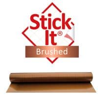 Stick-It ® - Brushed Metal