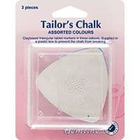Tailors Chalk 3 Multi Pack
