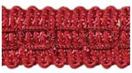 Tassle Fringe  - (per mtr)  Ruby J19
