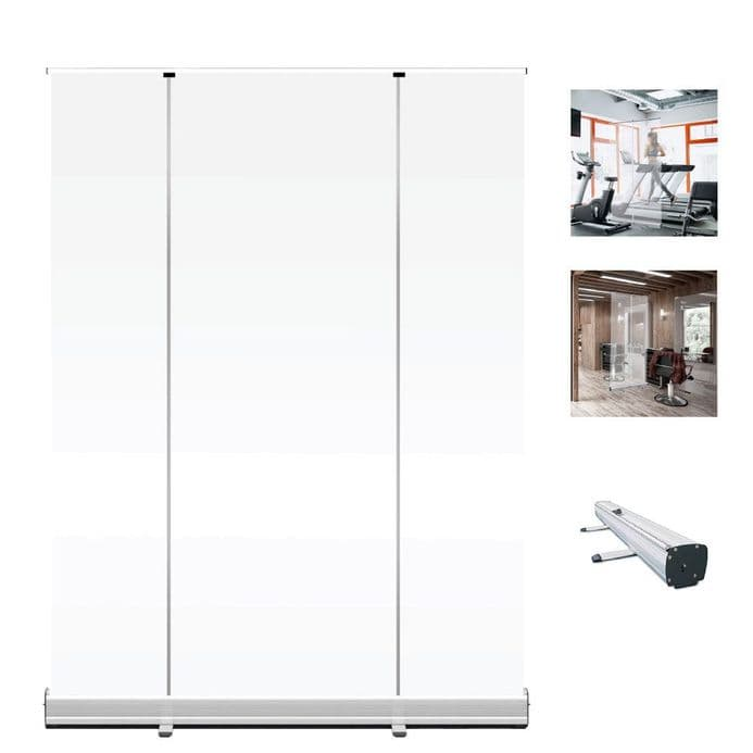 Transparent Protecting Screen  2000mm High X 1500mm Wide (GIANT)