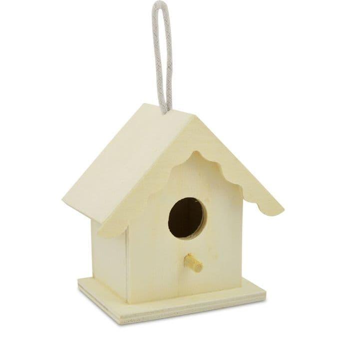 Wooden Birdhouse (35030)