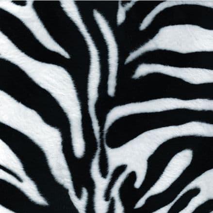 Zebra Print Fabric- 150cm
