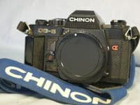 ' CG-5 ' Chinon CG-5 Pentax K Fit SLR Camera + Strap £9.99