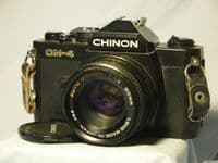 '     CM-4 + 50MM ' Chinon CM-4 Pentax K Fit SLR Camera   £19.99