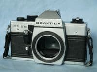 42mm   Praktica MTL5B SLR Camera   £5.99