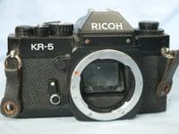 KR-5 Ricoh Pentax K Fit SLR Camera £7.99